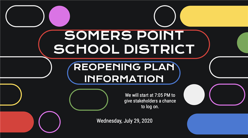 TOWN HALL PARENT PRESENTATION FROM JULY 29, 2020