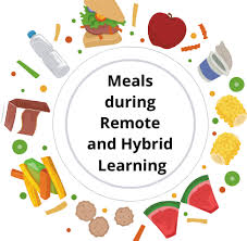 FOR FAMILIES WHO HAVE CHOSEN REMOTE LEARNING FOR THEIR CHILD(REN)  IMPORTANT INFORMATION RE: SCHOOL MEALS - 2020-21 SCHOOL YEAR