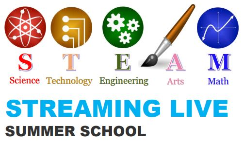 Streaming Live! Summer School