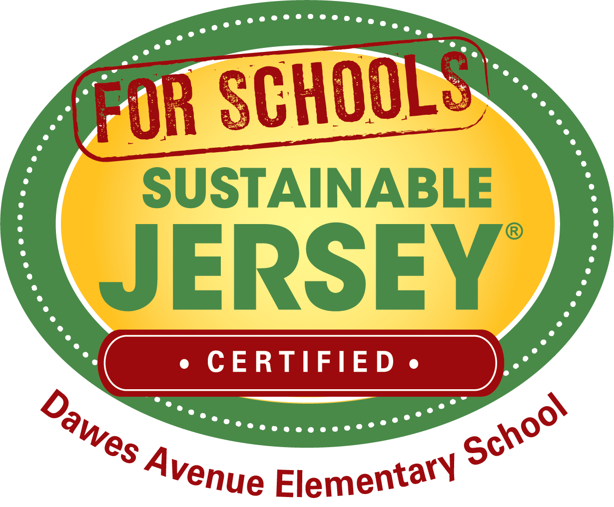 Sustainable School Certified